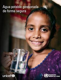 Agua potable gestionada de forma segura