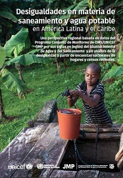 Desigualdades en materia de saneamiento y agua potable en América Latina y el Caribe
