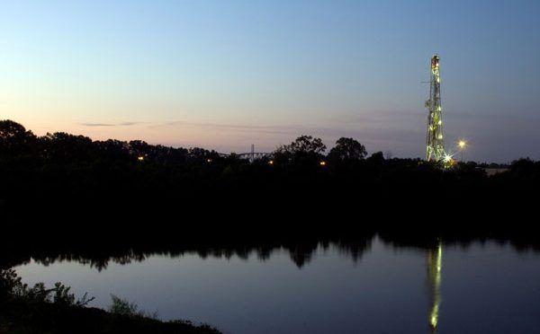 """El """"fracking"""" amenaza el agua en la Sierra Norte (Municipios Puebla)"""