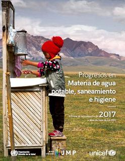 Progresos en Materia de agua potable, saneamiento e higiene