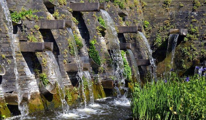 Desperdicio de agua en la Ciudad de México