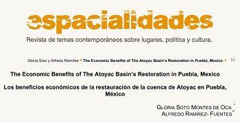 Los beneficios económicos de la restauración de la cuenca de Atoyac en Puebla, México