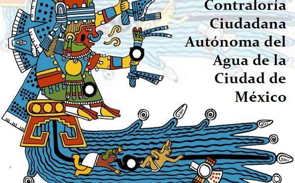 Agenda del Agua de la Contraloría Ciudadana Autónoma del Agua de la Ciudad de México