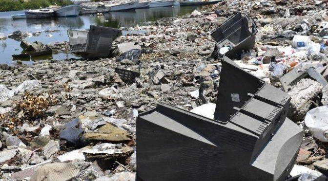 Mazatlán: El ecocidio en cuerpos de agua, a la vista de todos (Debate)