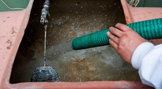 7 delegaciones de la CDMX en contingencia por falta de agua (El Financiero)