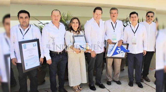 BCS: Los Cabos se lleva el 35% de las Blue Flag en México (Diario El Independiente)