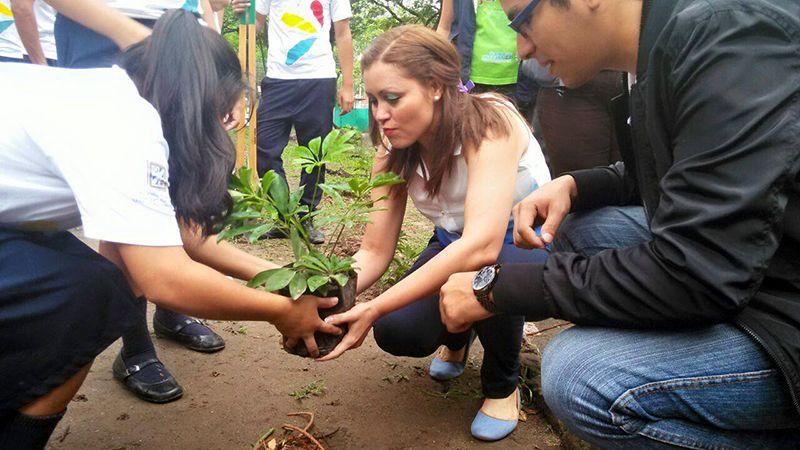 Juventud, medio ambiente y crecimiento sostenible