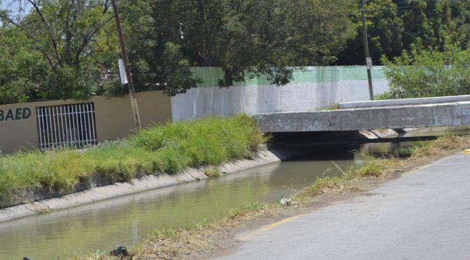 Durango: Extremarán en Lerdo vigilancia de canales (El Siglo de Torreón)