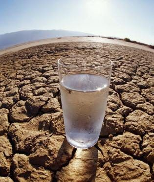 El Lago Chad se está secando por el calentamiento global (Milenio)