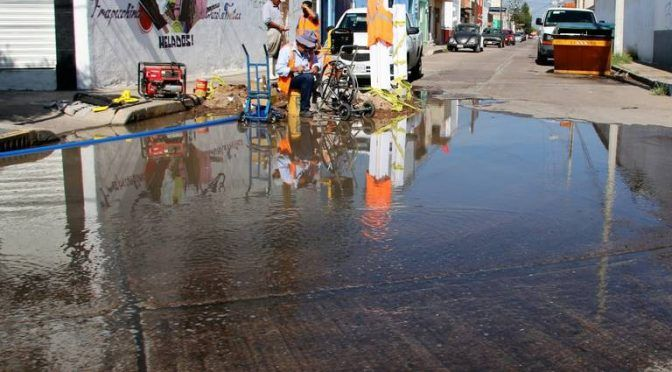 Aguascalientes: Abasto de agua está ya en crisis (El Sol del Centro)