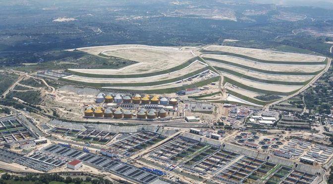 La EDAR de Atotonilco, la mayor planta de tratamiento de aguas residuales del mundo, cumple un año (iAgua)