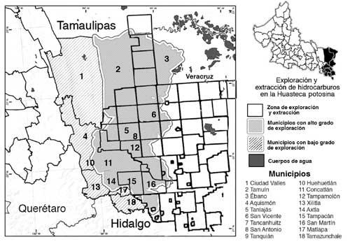 """PEMEX aplicará a """"escondidas"""" el 'fracking' en SLP (La Jornada)"""