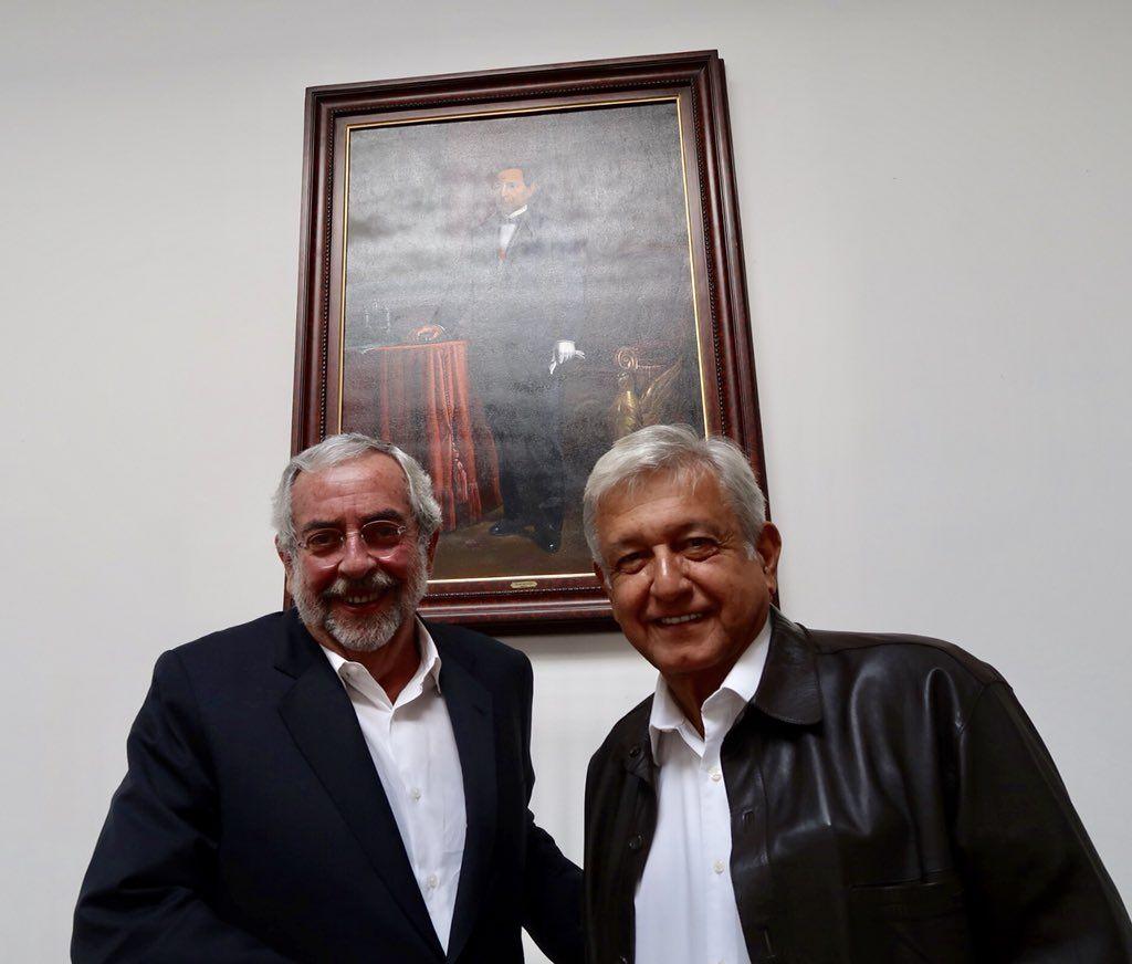 UNAM entregará a AMLO propuestas en ciencia y tecnología (La Jornada)