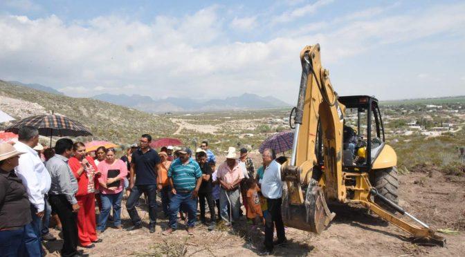 Durango: Tras 10 años de pedir agua potable, por fin los escuchan (El Siglo de Torreón)