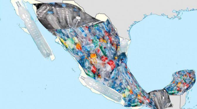 México, el país del mundo que más agua embotellada consume (iAgua)