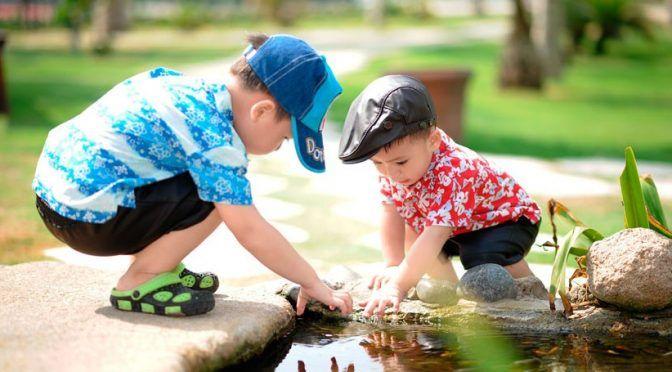 Crean juegos para fomentar el cuidado del agua en menores (Cambio 16)