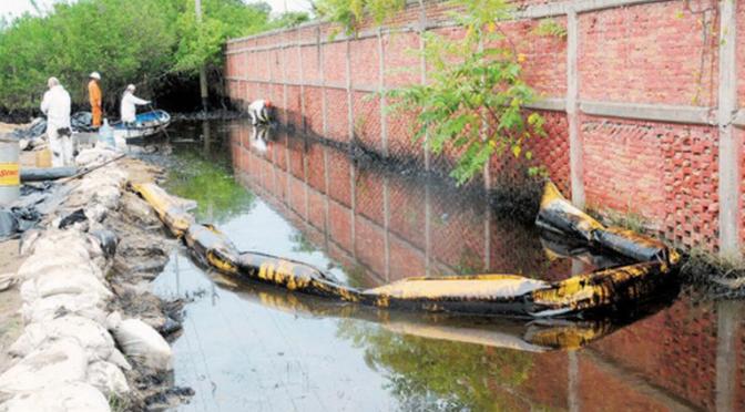 Tamaulipas: Pemex, el principal agente contaminante del río Pánuco (El Sol de Tampico)
