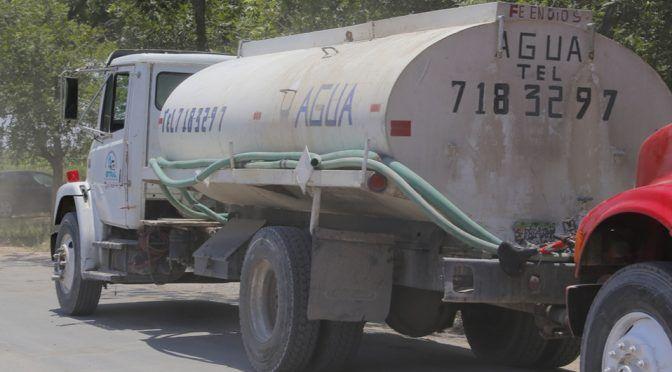 Durango: Escasez de agua afecta a ciudadanos de Lerdo (Milenio)