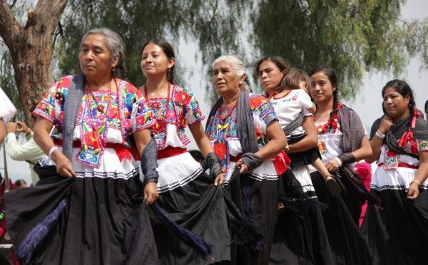 Día Internacional de los Pueblos Indígenas 2018 (Semarnat)