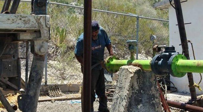 Lerdo: Rehabilitan pozo de agua potable (El Siglo de Torreón)