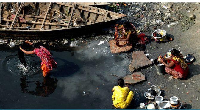 La Semana Mundial del Agua pone el foco en el creciente impacto de los fenómenos extremos (iAgua)