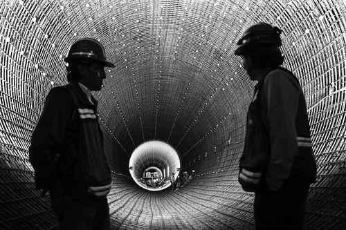 Sin concluir y con costos multiplicados, el Túnel Emisor Oriente, a 11 años de iniciado (La Jornada)