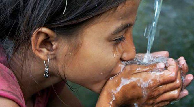 #AccionesAmbientales: Cuatro millones más de mexicanos tienen acceso al agua potable (Semarnat)