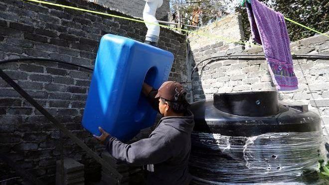 CdMx: Analizan calidad del agua en captadores (Reforma)