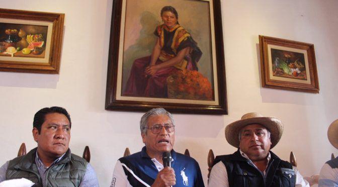 Comuneros piden a la SCJN poner fin a conflicto de hace 24 años (La Jornada)