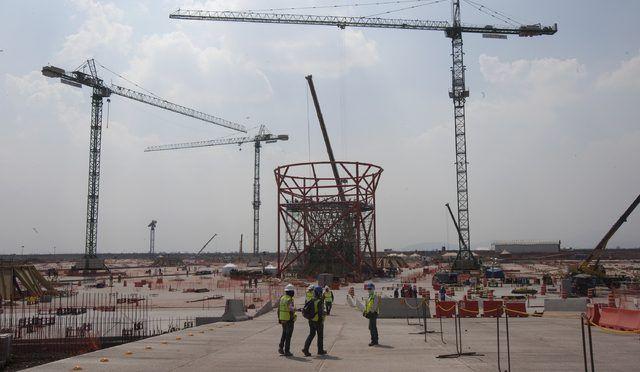 Construcción del NAICM, grave ecocidio: habitantes (La Jornada)