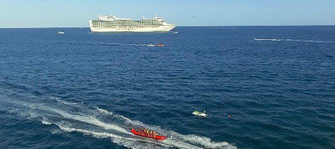 Turismo de crucero en Los Cabos, fundamental para el desarrollo (Agencia Informativa Conacyt)