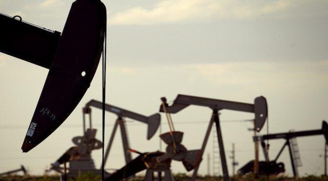 EU está muy cerca de convertirse en el principal productos de petróleo del mundo gracias al fracking (Sin Embargo)