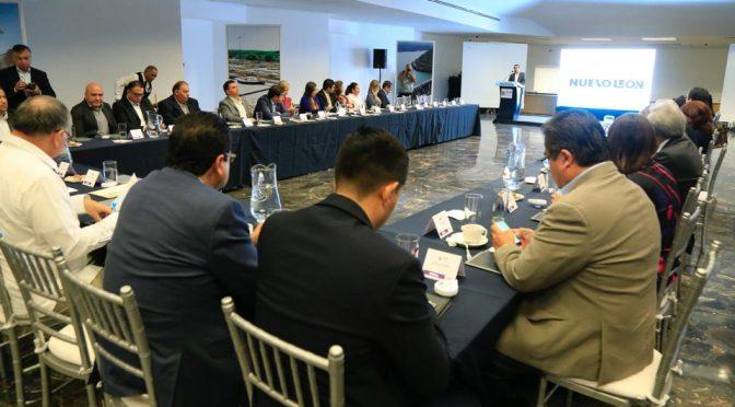 Monterrey: Plantean 9 mil millones para plan hídrico (Milenio)