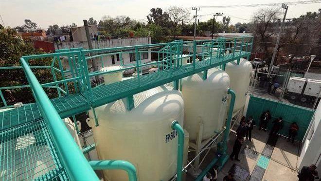CdMx: Detienen inversión en agua (Reforma)