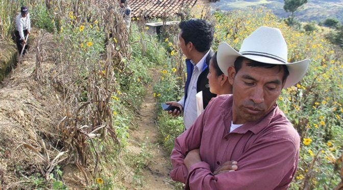 La sequía pone en riesgo la situación alimentaria de 2 millones de personas en Centroamérica (iAgua)