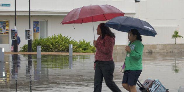 Tormenta tropical Olivia afectará a la Península de Baja California (HuffPost)