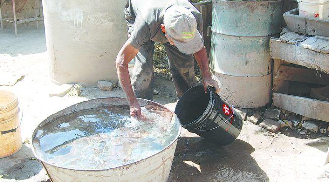 Prevén subir tarifa del agua (El Siglo de Durango)