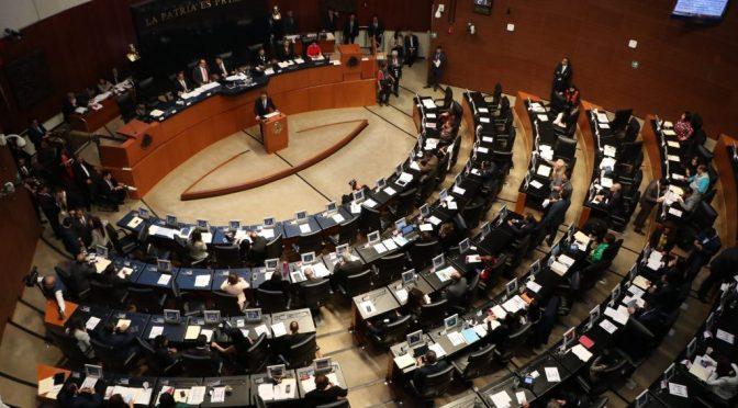 Senado pide a Peña Nieto frenar concesiones del aprovechamiento del agua (Reporte Indigo)