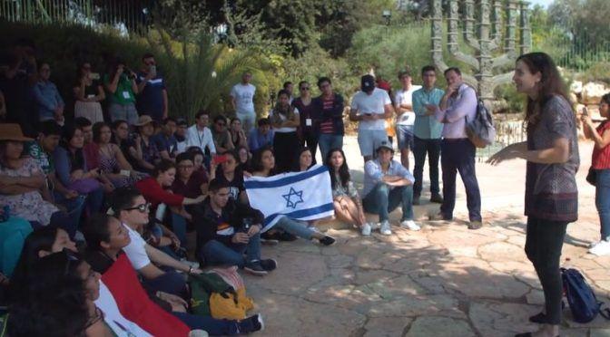México debe invertir en tecnología para solucionar problema de agua: Alumnos Talentum 2018 en Israel (24 horas)