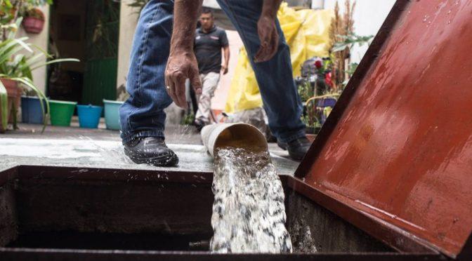 Por escasez de agua, cada pipa atenderá a 7 mil 267 capitalinos (Publimetro)