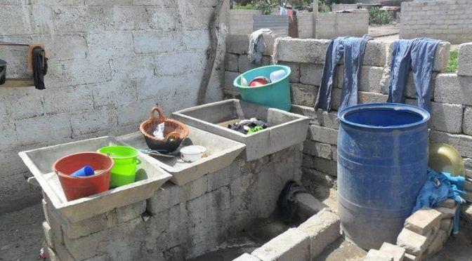 Desde hace un mes viven sin agua potable en Acatzingo (El Sol de Puebla)