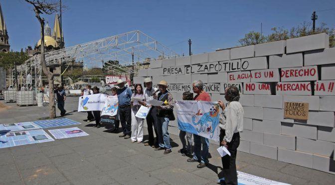 """Temacapulín pide a AMLO """"no destruir la esperanza"""" de subsistir (Milenio)"""