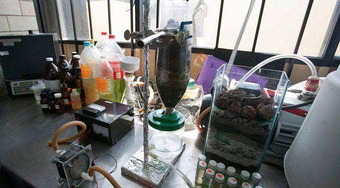 Obtienen combustible limpio a partir de aguas negras (La Jornada)