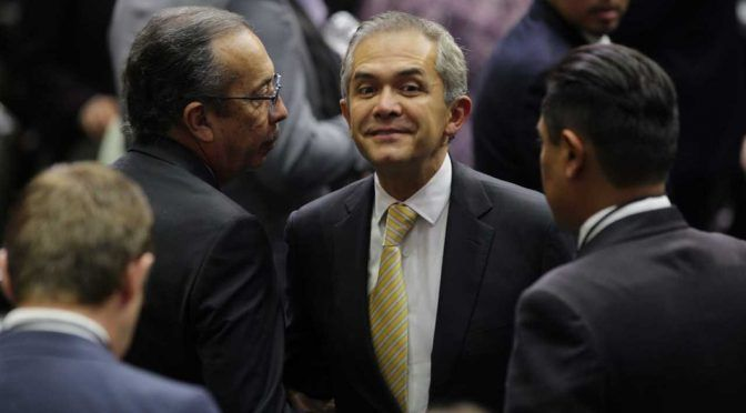 Senado pide a Conagua garantizar recursos para enfrentar corte de agua en CdMx (Milenio)