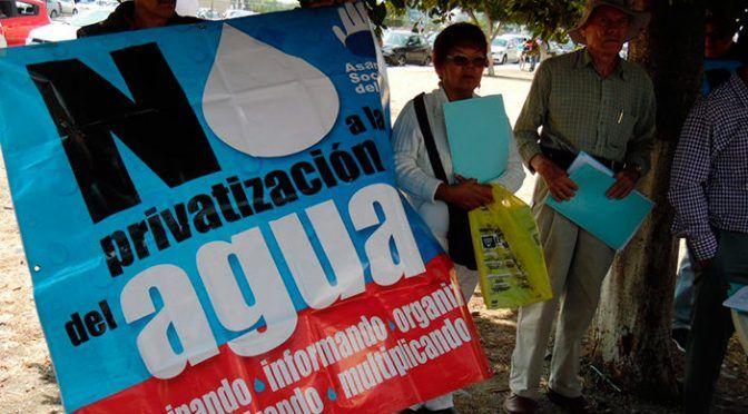El gobierno de Puebla debe hacer público el contrato con el que privatizó el servicio de agua (Proceso)