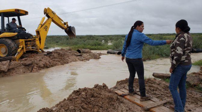 Durango: Analizan implementar Plan DNIII en Ceballos tras lluvias (Milenio)
