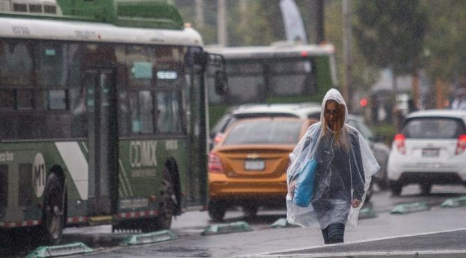 Por qué tomar agua de lluvia sin filtrar en la CDMX es dañino para tu salud (Animal Político)