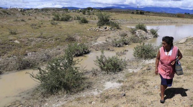 Minería fuera de Oaxaca, exigen en juicio popular (NVI Noticias)