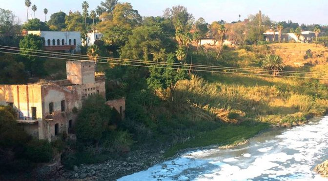 Guadalajara: Juez ordena acatar amparo al Registro Público de Agua (Milenio)
