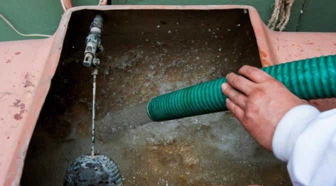 Restauranteros se alistan para afrontar el desabasto de agua (Milenio)